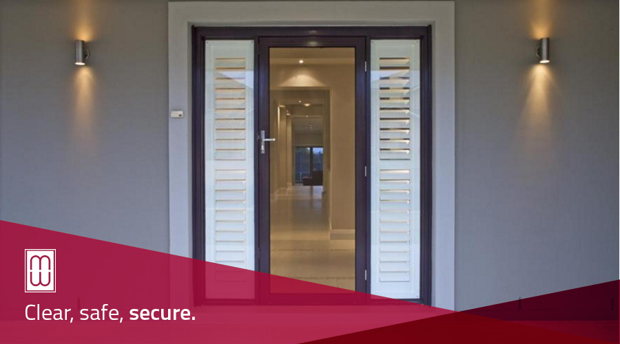 Hinged and Sliding Security Doors are growing more popular in todayu0027s new and renovated homes. Many homes incorporate one or more sliding doors or hinged ... & Invisi-Gard Security Doors - Monaro Windows